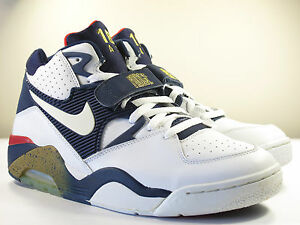 new styles 57505 33a4a Image is loading DS-NIKE-2005-AIR-FORCE-180-OLYMPIC-OG-