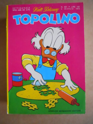 G375 TOPOLINO n°901 - OTTIMO con bollino