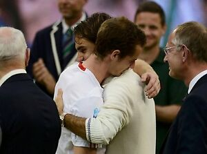 2012 Wimbledon Finale Dvd-roger Federer Vs. Andy Murray-afficher Le Titre D'origine