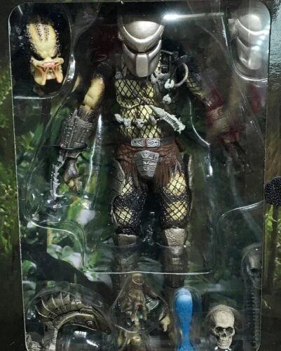 Predator jungle hunter action figure neca classic movie figures ultimate