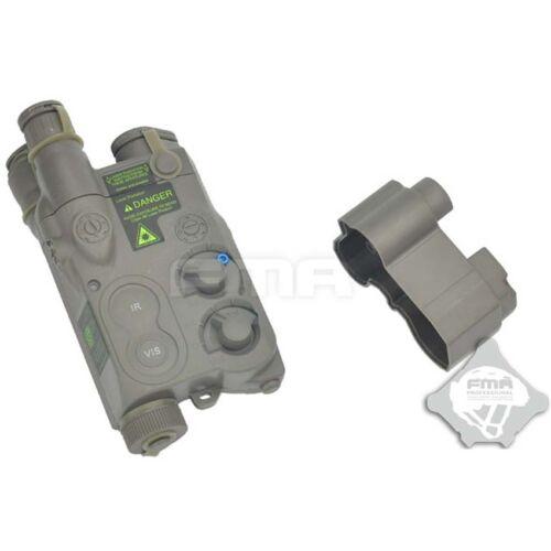 Outdoor Tactical Military Gear FMA AN//PEQ-16 Battery Case Box ModeTB966 BK//DE//FG