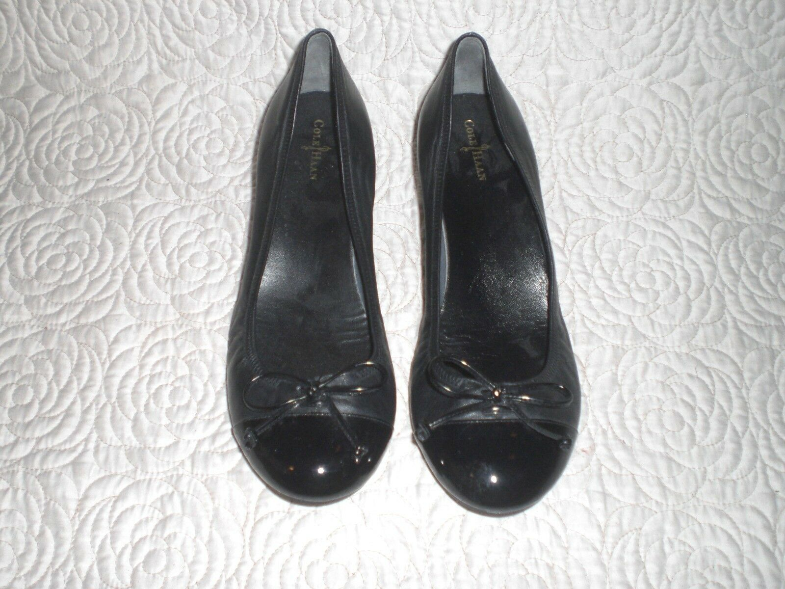 Cole Haan leather comfy 1.5
