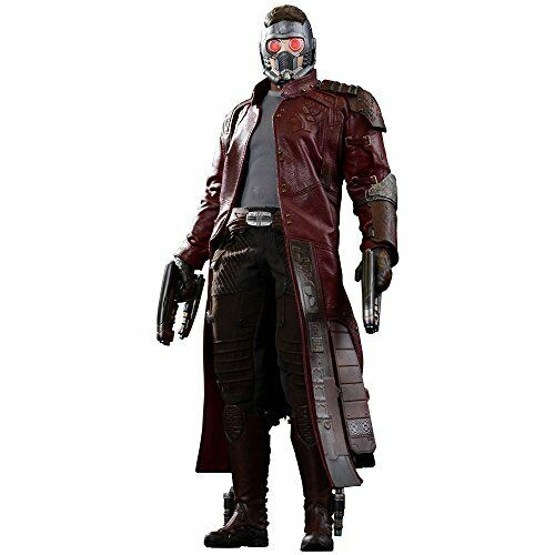 NEW Movie Masterpiece Guardians of The Galaxy STAR-LORD STAR-LORD STAR-LORD 1 6 Figure Hot Toys 8461ae