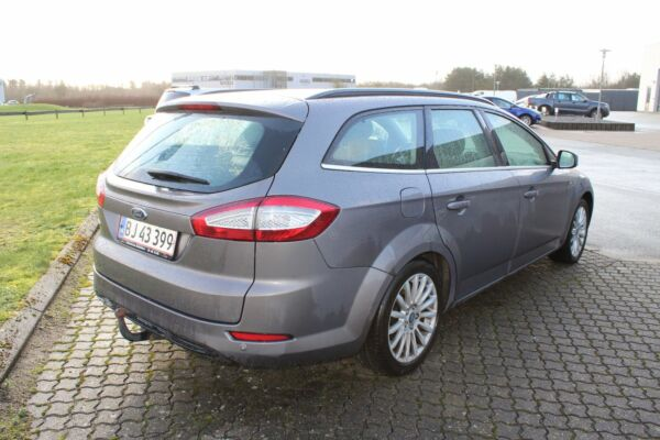 Ford Mondeo 2,0 TDCi 140 Collection stc. - billede 3