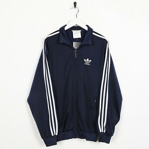 Details about Vintage 80s Adidas Small Logo Track Jacket