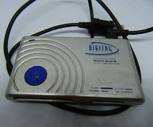 NEW DRIVERS: DIGITAL CONCEPTS CARD READER CR-70R