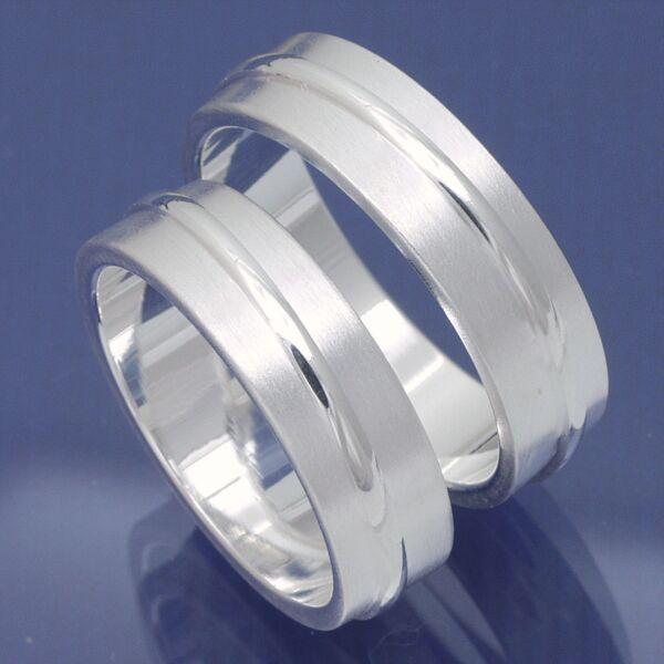 1 Paar 925 Silber Verlobungsringe Freundschaftsringe Mit Zirkonia P8017048 Husten Heilen Und Auswurf Erleichtern Und Heiserkeit Lindern