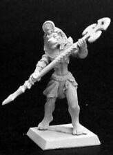 1 x FATIMA NEFSOKAR CLERIC WARLORD REAPER miniature figurine rpg d/&d 14048