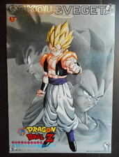 fp)    Dragon Ball Z: Fusion RebornGoku and Vegeta   ]JP BIG POSTER 1995-#35