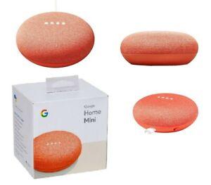 New-Google-Home-Mini-Smart-Haut-parleur-avec-Google-Assistant-Orange
