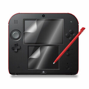 1-Pc-LCD-Screen-Protector-Shield-For-Nintendo-2DS-Ultra-Clear