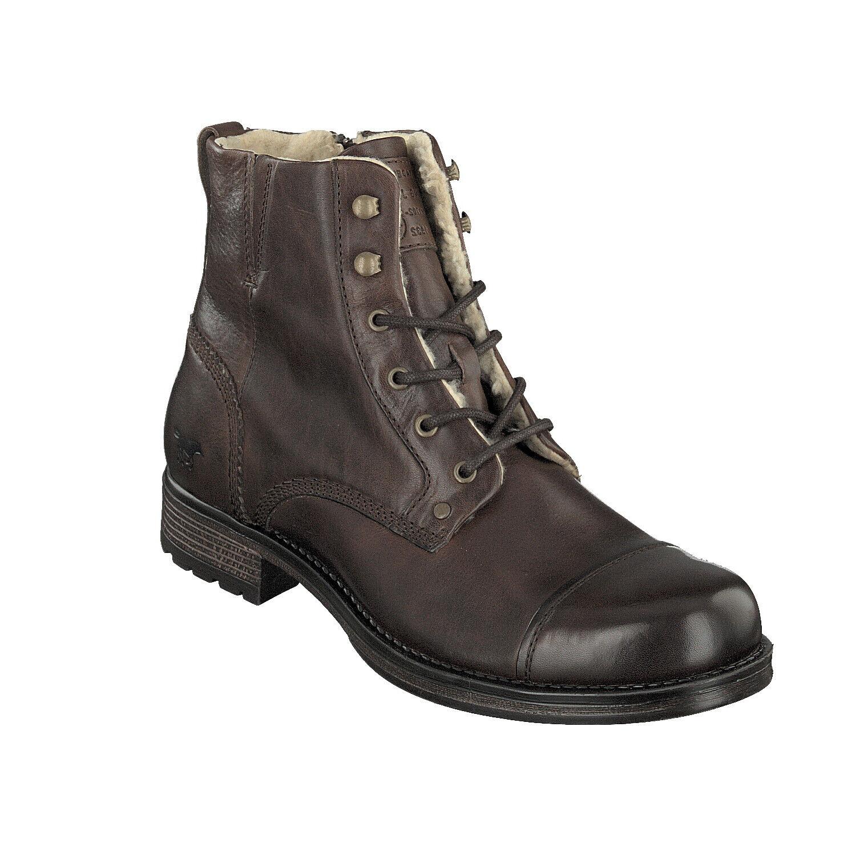 Mustang señores con cordones-botas botas 4865-608-32 c07