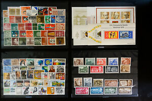 Germany-Lot-of-NH-Stamp-Collection