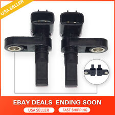 Right /& Left For Toyota 4Runner Tacoma 2x ABS Wheel Speed Sensor Front /& Rear