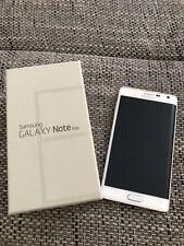 Samsung  Galaxy Note Edge SM-N915FY - 32GB - Weiß (Ohne Simlock) Smartphone