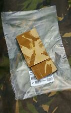 RARE RAF Aircrew DPM Desert Pouch J Knife Cutter Pocket Molle British Army UKSF