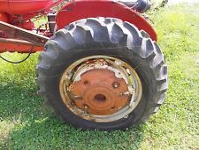Power Mark 13.6 x 28 tire 97% AC WD 45 WD45 tractor power adjust spin out rim