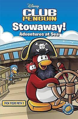 Stowaway! Adventures at Sea: Bk. 1: Pick Your Path by Penguin Books Ltd (Paperba