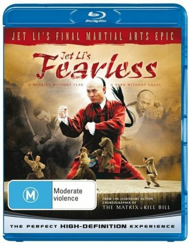 1 of 1 - Fearless ( Blu-ray )