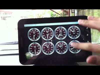 MCR Bluetooth Scanner OBD2 OBDII ECUDiagnostic Scan Tool Android Dodge Chrysler