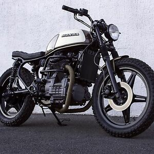 Image Is Loading Honda Cx500 Battery Relocation Box Caferacer Cafe Racer