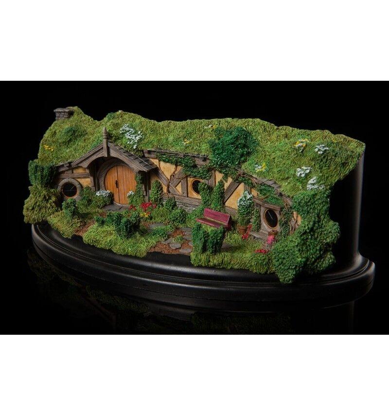 Weta Hobbit un Viaje Unexpected Estatua 23 Great Garden Smial
