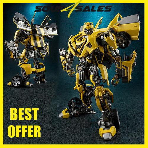 RARE Weijiang M03 Movie Battle Blades Battle Hornet Transformation Action Figure