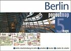 Berlin PopOut Map by Popout Maps (Sheet map, folded, 2014)