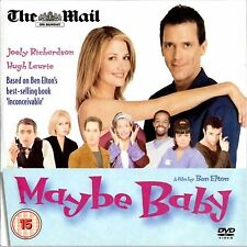 Maybe Baby - Promo DVD - Hugh Laurie, Dawn French, Joanna Lumley, Emma Thompson