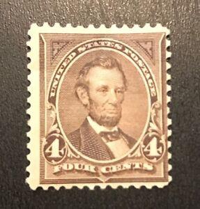 US-Stamp-254-OG-H-175-Low-price