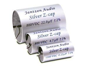 HighEnd Jantzen Audio Silver Z-Cap  0.68 uF (800 VDC)