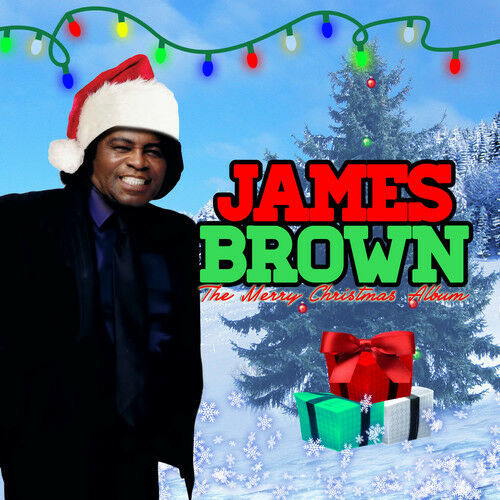 James Brown - Merry Christmas Album [New CD] Manufactured On Demand, Rmst