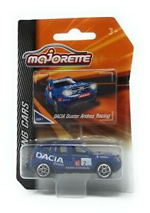 Majorette-Racing-Serie-Model-Car-metal-Dacia-Duster-Andros-Racing-1-64