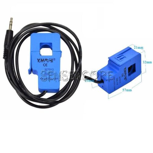 SCT-013-020 AC 20A Non-invasive current sensor Split Core Current Transformer SC