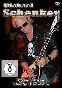 ♫ - MICHAEL SCHENKER - DOCTOR, DOCTOR - LIVE IN DONINGTON - DVD NEUF NEW NEU - ♫