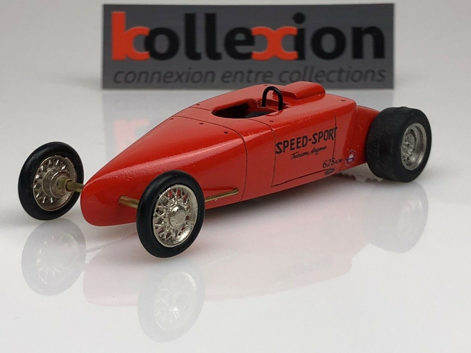 Frot carrillo roadster velocit à sport - version 1999 1,43
