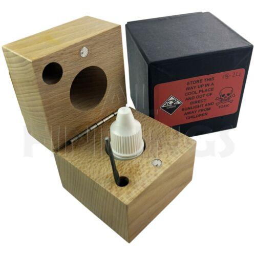 18-24ct,18-24K Doré Acide Test Test Carat Carat Kit Fabriqué en GB Test Outil