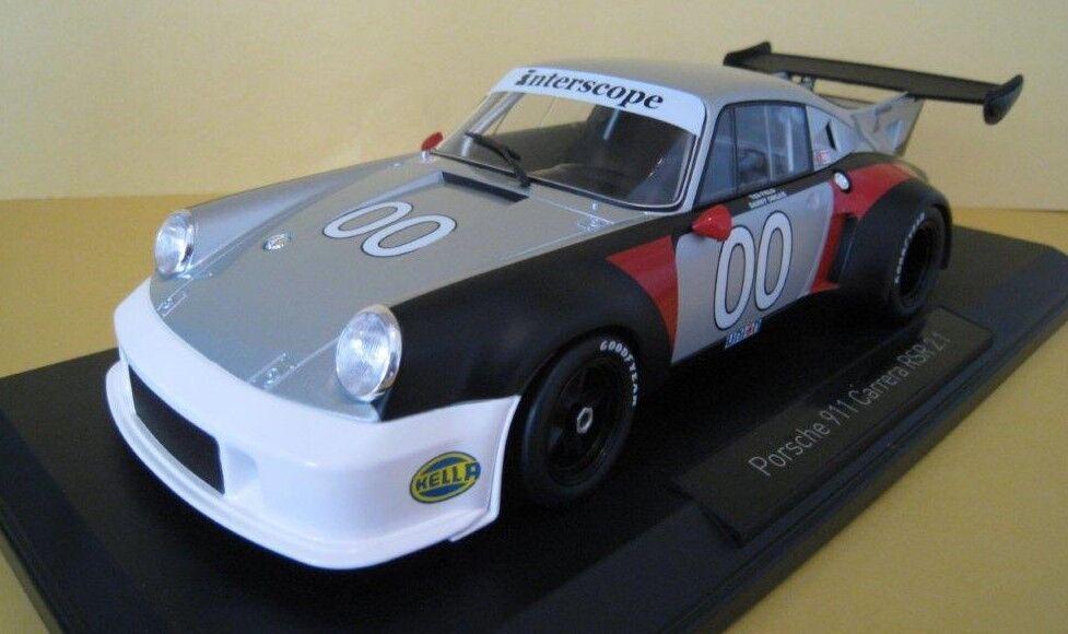 Porsche 911 Carrera RSR 2.1  00 limitée 1.000 ST NOREV 1 18 neuf dans sa boîte NEUF
