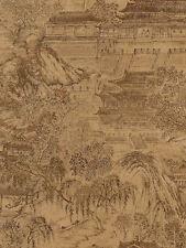 Oriental Great Kingdom Wallpaper in Antique Gold per Double Roll     GF071661
