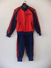 adidas Trainingsanzug Overall D 40 Blau 70er Sportanzug True VINTAGE Yugoslavia