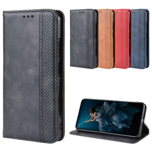 For-Huawei-Honor-20-20S-nova-5T-Wallet-Case-PU-Leather-Magnetic-Flip-Stand-Cover