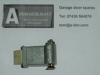 Occasion-Hormann garador Rétractable Porte de Garage Bas Lock 1037010