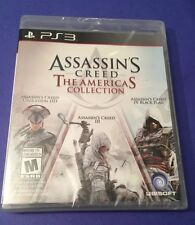 Assassin's Creed *The Americas Collection* (PS3) NEW