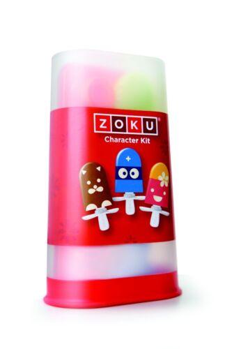Zoku Character Kit pour eiszubereiter quick pop maker