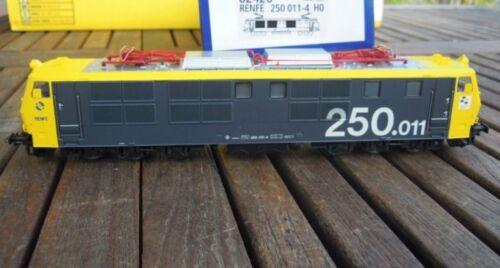Roco 68420 RENFE 250 E Lok gelb//grau DIGITAL Ep.4// für AC Maerklin neu in OVP