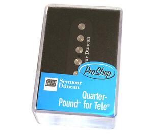 s l300 11202 14 t seymour duncan quarter pound for tele® bridge tapped stl