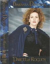 Barbara Dickson Parcel Of Rogues CASSETTE 13 TRACK Folk Folk Rock ALBUM