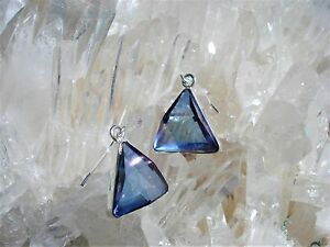 Vogel-Tanzanite-Lavender-Aura-Quartz-Triangle-Earrings-Intuition-Creativity