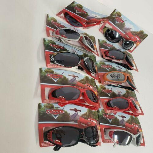 Wholesale Lot of 10 prs Disney Kids Cars Sunglasses Assorted NEW!