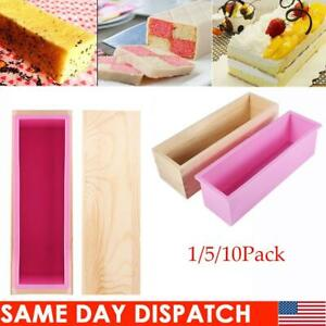 11-039-039-Non-stick-Rectangular-Silicone-DIY-Baking-Cake-Mould-Toast-Loaf-Soap-Mold